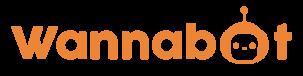 logo wannabot_naranja